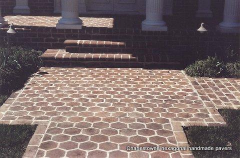 Superieur Charlestowne Hexagon Pavers