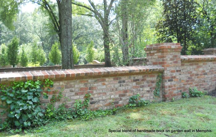 landscape walls brick galleries - Garden Wall