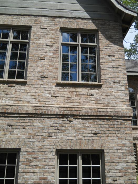Brick galleries for Brick selection for houses