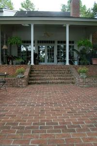 Tryon Paver Terrace