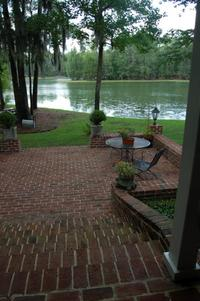 Handmade Brick, Tryon Paver on Pond, Albany, GA