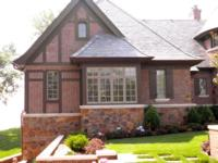 Tryon Handmade Brick with stone
