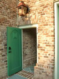 Savannah Grey Handmade Brick with Jack Arch