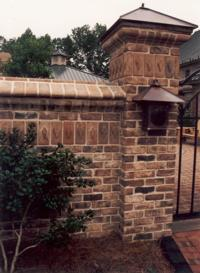 Handmade Brick, Savannah Grey with Bessemer Grey Clinkers