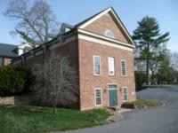 Restoration Blend for Sigma Nu Headquarters in Lexington, VA