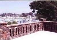 Handmade Brick - Clinkers on San Francisco Yacht Club