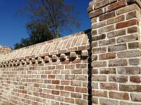 Seabrook Handmade Brick Wall