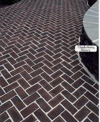 Handmade Brick - Charlestowne As Pavers